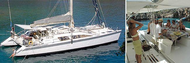 Catamaran Conan