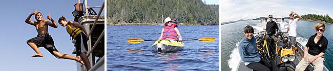 Pacific Yellowfin fun-adventures