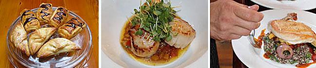 Pacific Yellowfin gourmet-cuisine