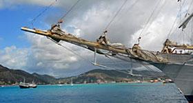 Lesser Antilles Caribbean