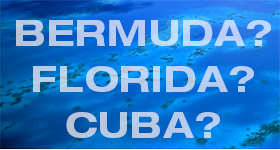 Charter Destination Opportunities –  Watch the America's Cup in Bermuda.  Cruise Florida or Cuba!