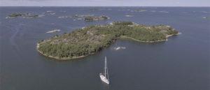 Swan Ichiban in Swedish Archipelago