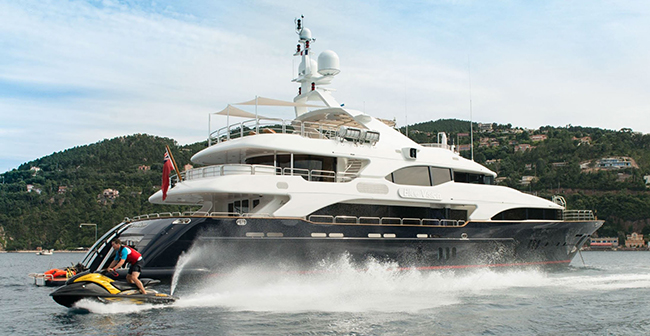 144ft Bennetti BLUE VISION