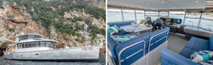 GREY WOLF is a 78' Explorer Yacht