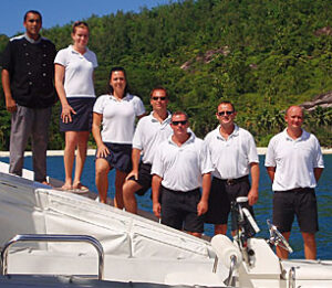 crewed yacht charter Sanderson Yachting Worldwide Power and Sail Yacht Charters