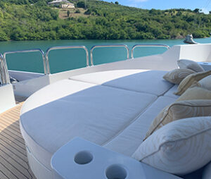 luxury yacht charters with Sanderson Yachting