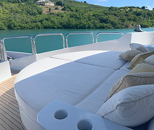Why use a Yacht Charter Broker? For their wealth of information.