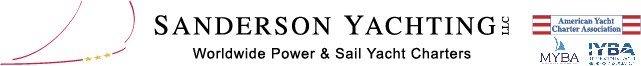 Sanderson Yachting Charter Logo