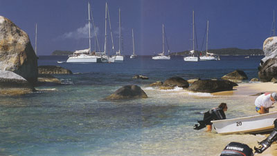 Chartering with Children, Sandy Carney, Sanderson Yachting